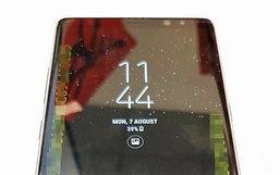 ภาพหลุด Samsung Galaxy Note 8 ของจริง โผล่ในโลกออนไลน์