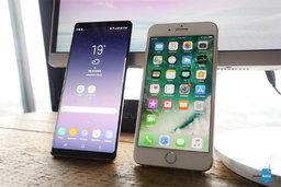 เปรียบเทียบ Samsung Galaxy Note 8 VS Samsung Galaxy S8+ VS iPhone 7 Plus