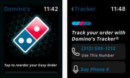 Domino Pizza เปิดบริการสั่งพิซซ่าผ่าน Apple Watch ได้แล้ว