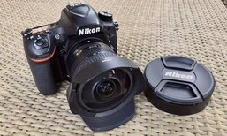 รีวิว Nikkor 8-15 mm เลนส์ Fisheye รุ่นล่าสุดของ Nikon