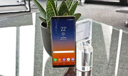 DisplayMate ยกหน้าจอ Samsung Galaxy Note 8 เจ๋งสุดที่เคยทดสอบมา