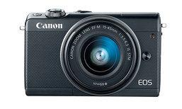 นี่แหละที่ต้องการ Canon EOS M100 กล้องมิลเลอร์เลสพร้อมระบบโฟกัสเทพ