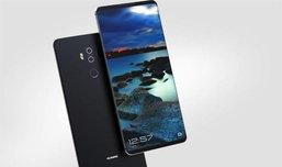 หลุด ภาพเรนเดอร์แรกและสเปคของ Huawei Mate 10