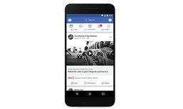Facebook ปรับการแสดงผล News Feed อีกครั้งจับเว็บที่ทำเนื้อหาให้เหมือนวีดีโอ