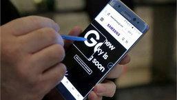 สิทธิบัตรใหม่ชี้ Galaxy Note 9 อาจมาพร้อมปากกา S Pen ที่วัดระดับแอลกอฮอล์ได้ด้วย