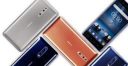 เฮ Nokia 8 วางจำหน่ายจริงพร้อมราคาที่ถูกลงกว่าเดิม