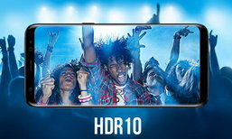 YouTube อัปเดต Apps ให้ Samsung Galaxy S8 และ S8+ ใช้การแสดงผลแบบ HDR ได้แล้ว
