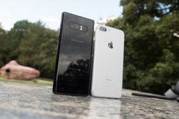 กล้อง Galaxy Note 8 ปะทะ iPhone 7 Plus  เปรียบเทียบภาพ Portrait รุ่นใดคมกว่ากัน