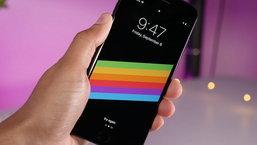 หลุด ภาพพื้นหลัง iOS 11 สำหรับ iPhone และ iPad มีลิงค์ให้ดาวน์โหลด