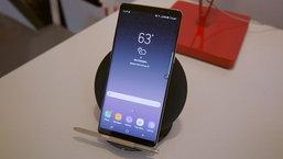 กลับมาเปรี้ยงกว่าเดิม เผยยอดจอง Galaxy Note 8 สูงกว่า Galaxy Note 7 ถึง 30