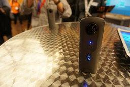 Ricoh เปิดตัว Theta V กล้อง 360 องศารุ่นที่ 5 ถ่ายภาพถ่ายวิดีโอชัดกว่าเดิม