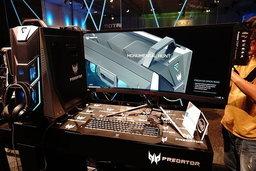 Acer เอาใจเกมเมอร์ เปิดตัว Predator ระดับเทพครบไลน์