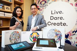 Wacom Intuos Pro แท็บเล็ตพร้อมปากกา สร้างสรรค์ ตอบสนองการทำงานของคุณ