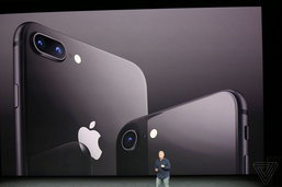 เปิดตัว iPhone 8 และ iPhone 8 Plus อัปเกรดสเปก กล้องที่ดีขึ้นเพื่อ AR รองรับชาร์จไร้สายแล้ว