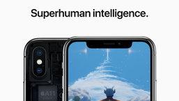 iPhone X ทำคะแนน Benchmark มากกว่า Macbook Pro เสียอีก