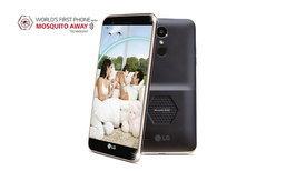 "LG เปิดตัว K7i มือถือราคาถูกในอินเดียที่ ""ไล่ยุง"" ได้"