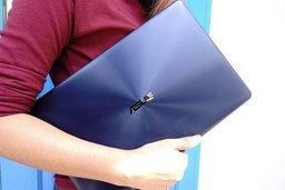 Review Laptop บางเบาสเปคจัดหนัก Asus Zenbook 3 Deluxe