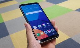 รีวิว LG G6 มือถือจอใหญ่จับถนัดมือ กับกล้องหลังกว้างสุดขั้ว