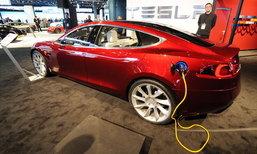 ส่องความงามของ Tesla Model S รถยนต์ไฟฟ้ารุ่นที่ขายดีที่สุด