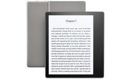 Amazon Kindle Oasis เครื่องอ่าน E-Book รุ่นใหม่กันน้ำได้เปิดตัวแล้ว