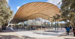 พาชม ศูนย์บริการนักท่องเที่ยว ที่สำนักงานใหญ่ Apple Park  เปิดให้เข้าชมแล้ววันนี้