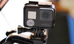 สัมผัสแรกกับ GoPro Hero 6 กล้อง Action Camera ที่ฉลาดพร้อมรับทุกงาน