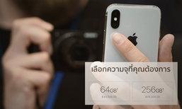 สรุปราคา  iPhone X (ไอโฟนเท็น)  ทั้งเครื่องศูนย์และเครื่องหิ้วในประเทศไทยอย่างเป็นทางการ