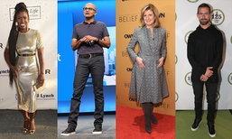 """""""ซีอีโอบริษัทเทคโนโลยีระดับโลก"""" กับ """"แฟชั่น"""" หลากสไตล์ ที่ใครเห็นก็จำได้"""