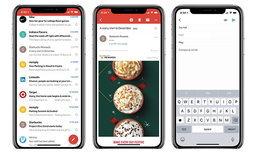 Gmail ปรับโฉม Apps ให้รองรับหน้าจอ iPhone X และมีฟีเจอร์ใหม่เพียบ