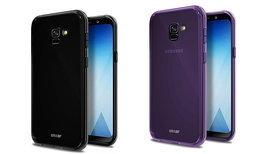 มาแล้วภาพ Render เต็ม ๆ ของ Samsung Galaxy A (2018) แบบใส่เคส