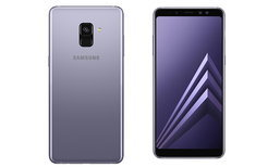 Samsung เผยโฉม Galaxy A8 (2018) และ A8+ มือถือรุ่นคุ้มค่าพร้อมจอไร้กรอบ ก่อนงาน CES 2018