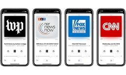 iOS 11.2.5 Beta มีฟีเจอร์ใหม่สั่ง Siri เล่น Podcasts เมื่อถามเกี่ยวกับข่าว