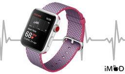 Apple Watch รุ่นใหม่ อาจมาพร้อมกับฟีเจอร์วัดคลื่นไฟฟ้าหัวใจ (EKG/ECG)