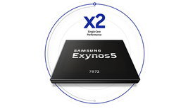 Samsung เปิดตัว Exynos 5 (7872) ซีพียูรุ่นใหม่ที่ออกแบบมาเพื่อมือถือระดับกลาง