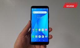 รีวิว ASUS Zenfone Max Plus (M1) มือถือจอเต็ม ทำไมจะให้แบตฯ อึดไม่ได้