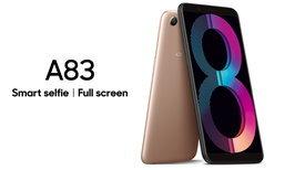 เปิดตัว OPPO A83 ที่มาพร้อมกล้องหน้าเซลฟี่ A.I. Beauty แต่ราคาแค่ 7,990 บาท
