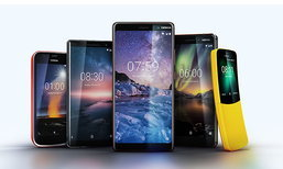 [MWC2018] สรุปการเปิดตัว Nokia 5 มือถือรุ่นใหม่ ทั้งย้อนอดีต สู่รุ่นใหม่