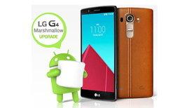 LG G4 Update เป็น Android 6.0 Mashmallow ในเกาหลีเรียบร้อย แล้วไทยล่ะ