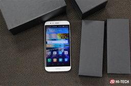 [รีวิว] Huawei G7 Plus มือถือเก่งและพรีเมี่ยม ราคาหมื่นต้น