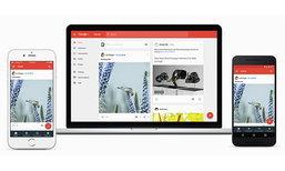 Google + เปลี่ยนการออกแบบใหม่ดูเรียบง่ายกว่าและกลมกลืนทุกอุปกรณ์