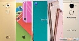 5 สุดยอดสมาร์ทโฟนรุ่นใหม่ที่มาแรง และโดนใจผู้ชมมากที่สุดประจำต้นเดือนธันวาคม