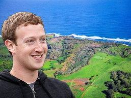 เคยเห็นไหม? เกาะคาโวของเจ้าพ่อ Facebook  ราคากว่า 35,000 ล้านบาท