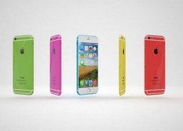 เห็นยัง? iPhone 6c ดีไซน์เพรียวบางตัวเครื่องบอดี้โลหะ ชูจุดเด่นสีสันสดใส