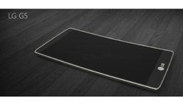 เผยภาพ Render ของ LG G5 คาดจะใช้เครื่องโลหะแน่