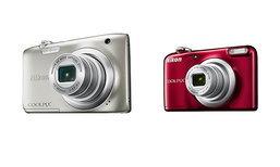 Nikon เปิดตัว Coopix A10 และ A100 กล้อง Compact ตัวเล็กที่ใช้ง่าย