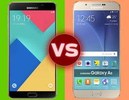 เปรียบเทียบสเปค Samsung Galaxy A9 vs Samsung Galaxy A8 แตกต่างกันแค่ไหน ?