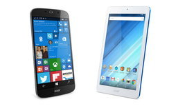 [CES2016] Acer ส่ง Jade Prime Windows Phone ตัวท็อป และ Tablet ราคาประหยัด