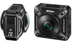 [CES2016] GoPro มีคู่แข่งเพิ่มแล้วเมื่อ Nikon ส่ง KeyMission 360 มาแข่งซะแล้ว