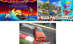 รวม 8 เกมแนว Racing เล่นเพลิน แบบฟรี ๆ บน iPhone และ iPad