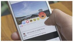 Facebook เริ่มให้ทดลองเล่น ปุ่มแสดงความรู้สึกต่างๆ นอกเหนือจากปุ่ม Like แล้ว